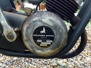Radexi  bj.1955 - Estlander motor