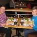 08) Op restaurant met Memee op 28 oktober