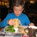 10) Ruben eet smakelijk