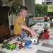 19) Ruben met zijn Lego