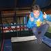 36) Ruben op de trampoline