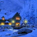 christmas_house_lovely_cabin_nice_eve_cold-pdHq