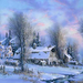 countryside-idyl-old-christmas-wallpapers