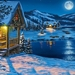 winter-year-new-beautiful-love-blue-mountains-moons-holidays-seas