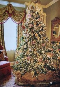 44a71310045795da33ce5151d309d362--victorian-christmas-tree-decora