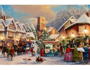 advocate-art-mat-edwards-christmas-scene_snow_church_choir_victor