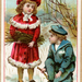 OldDesignShop_VictorianChildrenChristmasCard