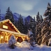 wallpaper-christmas-cottage-snow-christmas-cool-images-background