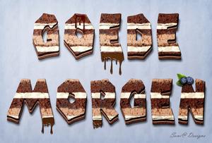 cake met slim object