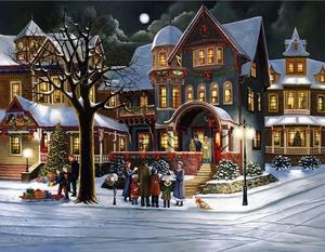 efe770ec22013f4d6c38813d9b81dd72--christmas-past-christmas-scenes