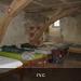 Slapen in het klooster van Vézelay