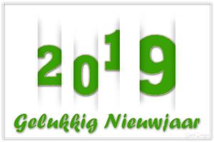 2019 groen