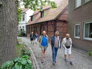 wandeling in Billerbeck