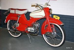 DKW Hummel - bj.1960