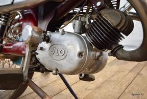 JLO motor van de Batavus Whippet 1964