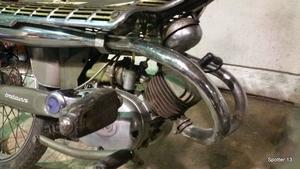 JLO motor van de Batavus Whippet - bj.1963