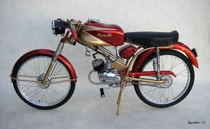 Benelli Sport bj.1959