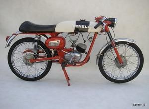 Benelli Super Sprint V4 - bj.1965
