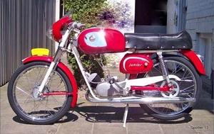 Berini Junior - bj.1963 - 48cc