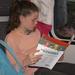 31) Jana met haar lectuur