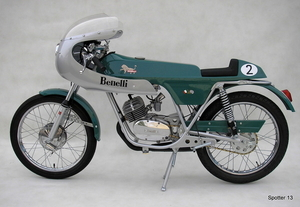 Benelli - Cafe Racer