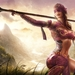 701910-warrior-women-girls-blindfolded-warrior-spear-tattoo