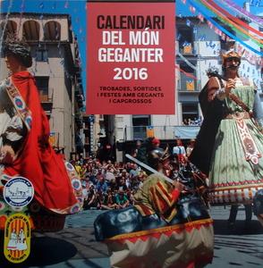 2016 - Agrupacio de Colles de Geganters de Catalunya