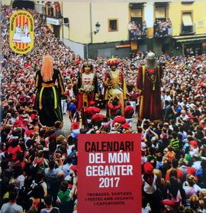 2017 - Agrupacio de Colles de Geganters de Catalunya