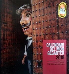 2018 - Agrupacio de Colles de Geganters de Catalunya