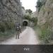 oude spoorroute tussen La Boissière en Aniane