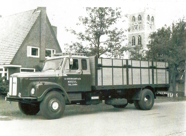 Nieuwe Scania 110