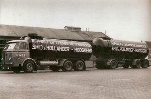 In charter bij Smid & Hollander