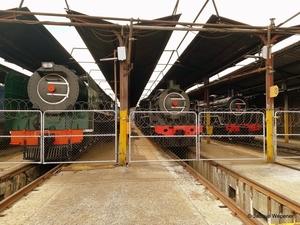 Zuid-afrika museum locomotieven-7