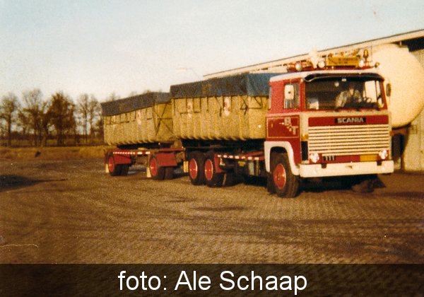 Scania combi 111