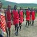 Masai krijger dans
