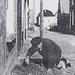 1946 Sierd.v.Dagen als straatpluizer