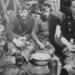 1910 (?) Rechts op foto Loetke Steigenga
