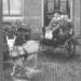 1912 (?) Sierd de Boer  en  zuster Anne de Boer (van Wiebe Siemen