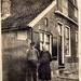 1920 (?) Sierd met z'n tweede vrouw Eeuwk