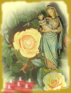 H.Maria bid voor ons.