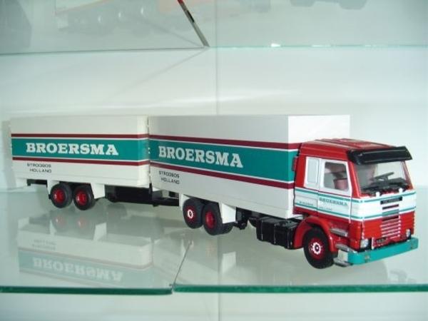 Broersma - Strobos   Combi