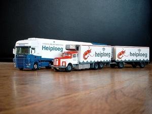 Heiploeg  Scania 110 + 4 serie