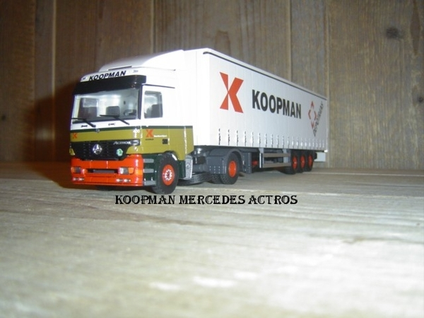 Koopman - Zuidhorn MAN