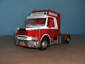 Van Dijken - Ten Boer  Scania 143M