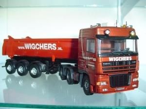 Wigchers - Schoonoord  DAF  XF