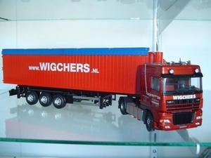 Wigchers - Schoonoord  DAF XF + Oplegger