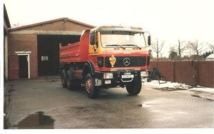 Mercedes 2628 6x6 1987