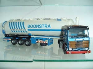 Boonstra - Gieten  Scania 143
