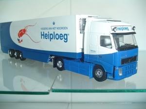 Heiploeg - Zoutkamp  Volvo