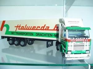 Holwerda - Drachten  Scania 113